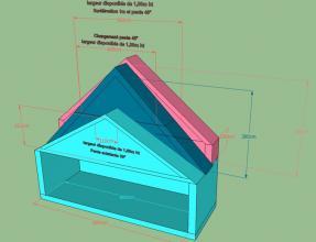 sur l vation de toiture changement pente de toiture forges les eaux. Black Bedroom Furniture Sets. Home Design Ideas
