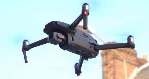 Modélisation photogrammétrie par drones par le cabinet C.T.A (Caroline THIBAULT Architecte)