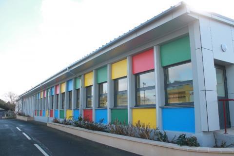 Rénovation énergétique d'un école primaire par Caroline THIBAULT Architecte