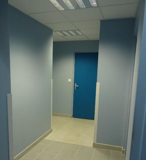 Extension du cabinet médical de Serqueux 76440  par Caroline THIBAULT architecte