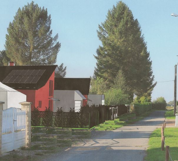 Construire deux maisons sur un terrain awesome plan de for Terrain plus maison a construire