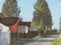 Construction de deux maisons individuelles jumelles