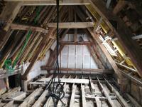 Aménagement et création de 3 logements individuels et rénovation d'un bâtiment