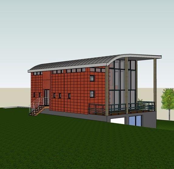 Maison Bbc Architecte Construction Maison Individuelle Dieppe vreux