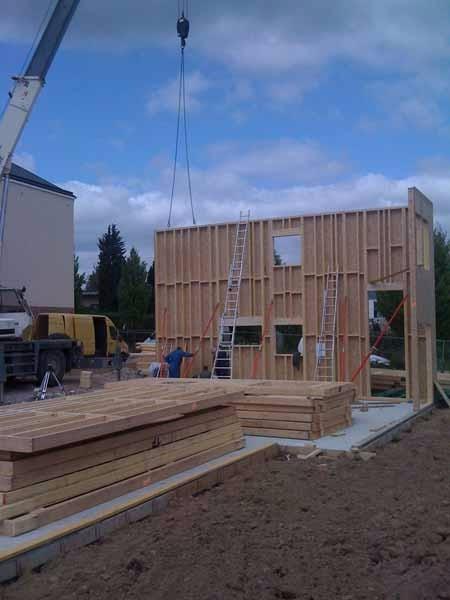 maison ossature architecte construction maison ossature bois rouen evreux. Black Bedroom Furniture Sets. Home Design Ideas