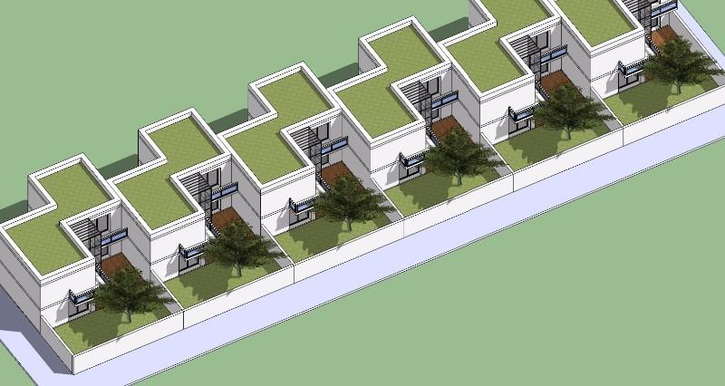 Construire maison mitoyenne pour louer for Construire une maison pour louer